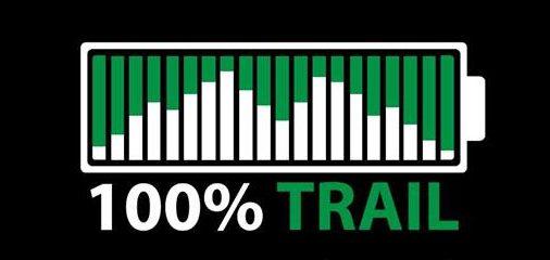 1. 100% Trail @ Rakov Potok