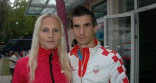 Antonija Orlić i Ante Živković slavili u kišnoj Novskoj