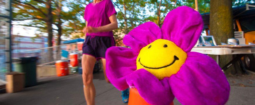 Self-Transcendence 3100 Mile Race: Utrka od 5.649 krugova