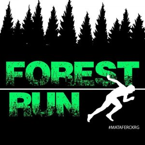 1. Forrest Run @ Ravna Gora