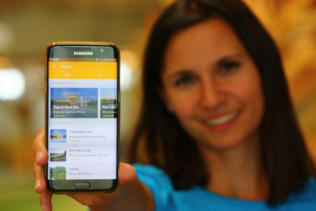 Hrvatskom potrče uz SightRun aplikaciju upoznaju i ostale hrvatske Zato im osim kroz aplikaciju uz društvene mreže i web stranicu.