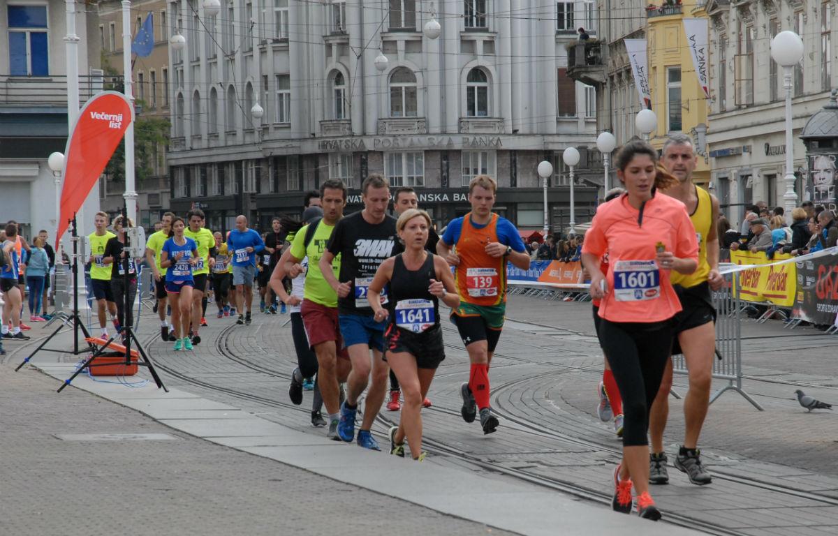 26 Zagrebacki Maraton Magazin Trcanje