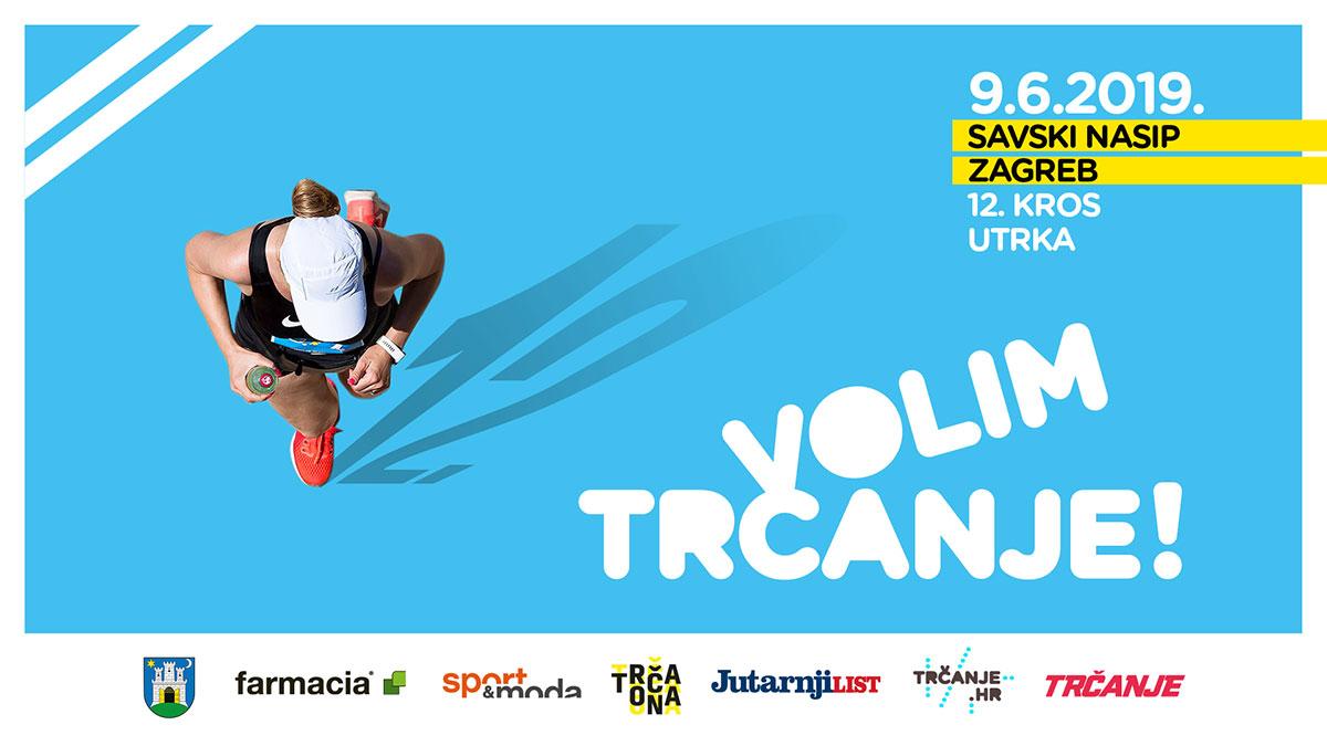 12. Kros utrka Volim trčanje @ Zagreb