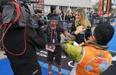 Japansko-slovensko slavlje na olujnom izdanju 100 milja Istre