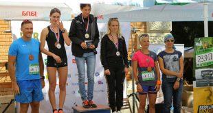 Rođendanska pobjeda Marije Vrajić na Baranjskom polumaratonu
