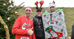 Maskirajte se i trčite zagrebački Advent Run