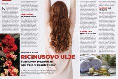 Aktivnost, ljepota, zdravlje… i magazin koji će vas potaknuti na sve to