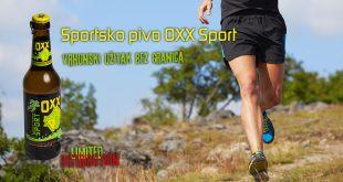 OXX Sport – bezalkoholni Radler za trkače