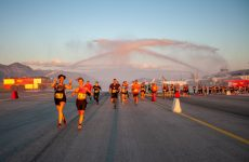 Trkački spektakl na dubrovačkom aerodromu: Održan drugi Runway Run