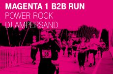 Zapalite se za trčanje uz MAGENTA 1 B2B RUN playliste na Deezeru