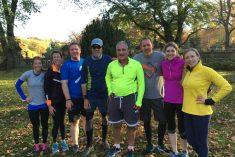 Trčanje u Central parku:Put u središte sreće