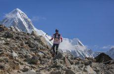 Utrka s pogledom na Mt. Everest