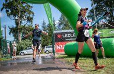 Munjeni trkači na jugu Poljske