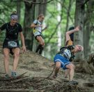 Trail ludnica na jugu Poljske