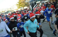 Humanitarna utrka s božićnim kapicama u Metkoviću