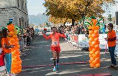 Nikolina i Ante slavili na prvom Mandarina polumaratonu