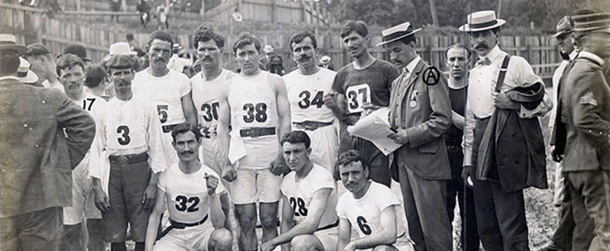 Olimpijski maraton 1904: Kaos na ulicama St. Louisa
