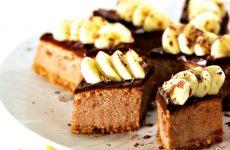 Protein tortice s čokoladom i bananom(za oko 15 tortica)