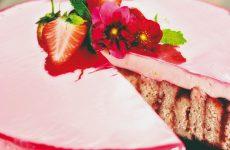 Ljetna proteinska torta (za kalup od 25 cm)