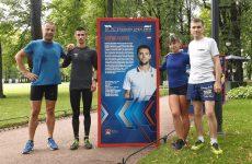 Runs with Twins: Ante Živković pobijedio u St. Petersburgu