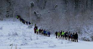 Sredinom studenoga starta Samoborska zimska trail liga