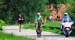 Ivan Maletić i Marija Dubičanac slavili na prvom izdanju Sisačkog polumaratona