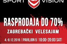 Sport Vision rasprodaja!