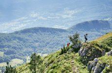 Frodo i Aragorn na vrhu Trebevića
