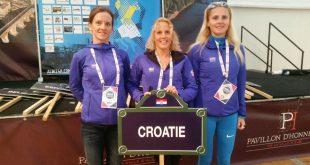 Tri Hrvatice istrčale zajedno 630 kilometara u 24 sata
