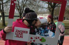 Romantika na Jarunu: Na Love Runu prštali poljupci i pozitivna energija